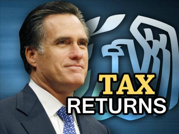 Romney Tax Returns