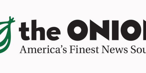 Iran's Official News Agency Cites <em>The Onion</em> As A News Source