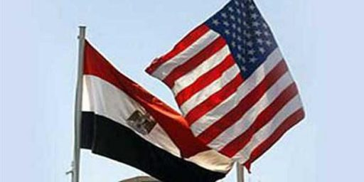 U.S. Aid Will Flow To Egypt Despite Coup, Because We Won't Call It A Coup