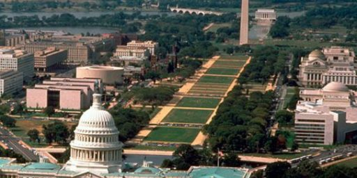 Seven Of The Ten Wealthiest Counties In The U.S. Are In Washington, D.C. Area