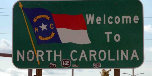 North Carolina Still Up For Grabs