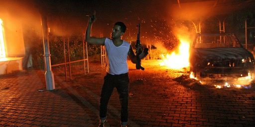 Report: U.S. Had Advance Warning Of Unrest In Benghazi Before Attack On Consulate
