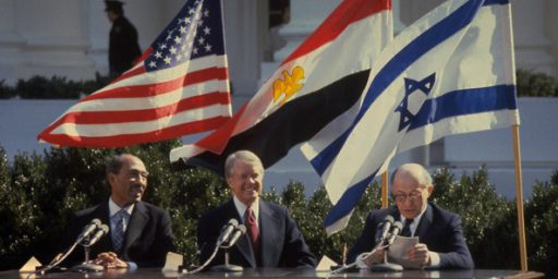 Egyptians Say They Want Changes To Camp David Accords
