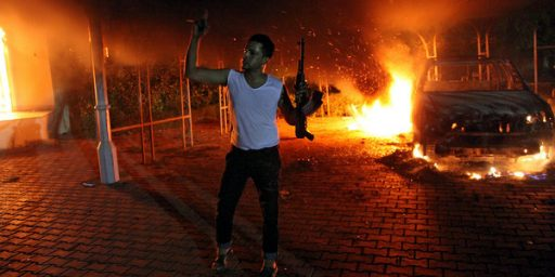 New Documents Indicate Security Fears At Benghazi Prior To Attack