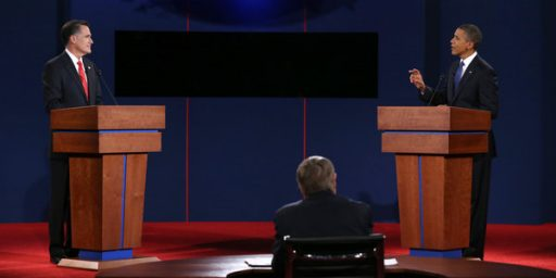 Obama: I Was Too Polite In The Last Debate