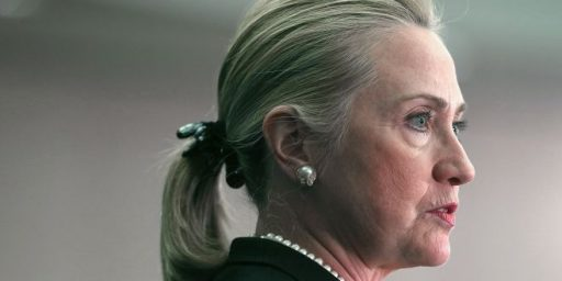 """Hillary Clinton: """"I Take Responsibility"""" For What Happened In Benghazi"""