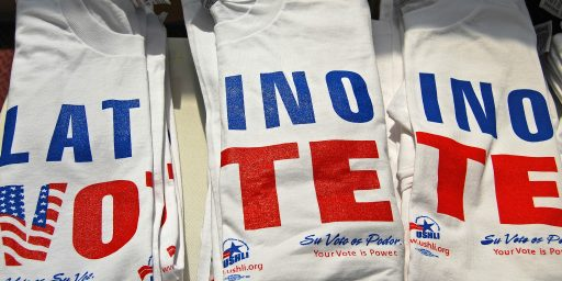 Latino Voters Could Cost The GOP The White House And The Senate
