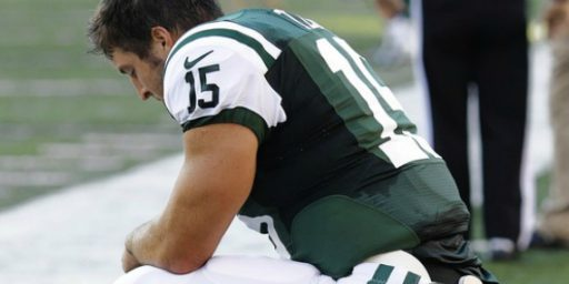 Tim Tebow To Become The Fifth Quarterback On The Philadelphia Eagles