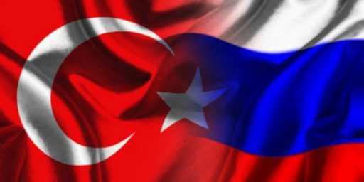 Turkey Downs Russian Jet