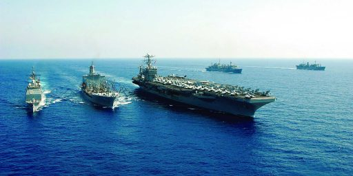 Mitt Romney Once Again Misrepresents The Status Of The U.S. Navy