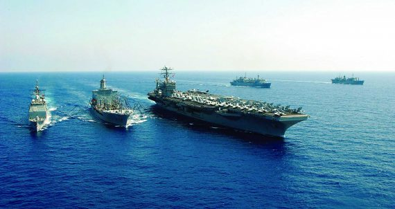 USS George Washington Battle Group