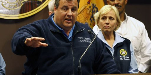 Chris Christie Turned Down Request To Appear With Romney Last Night