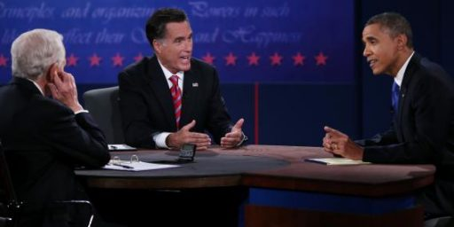 Obama-Romney Foreign Policy Debate Reaction