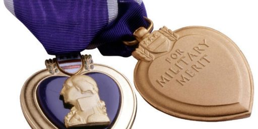 Purple Heart for Fort Hood Victims?