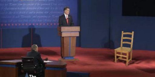 Did Romney's Debate Win Change Anything?