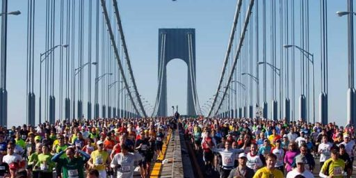 After Criticism, Bloomberg Cancels The NYC Marathon