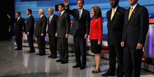 RNC Moves To Limit Presidential Primary Debates