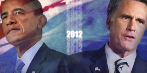 Romney Leads Obama In Meaningless Poll
