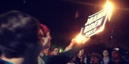 Obama's Re-Election Sparks Racially Tinged Protests At Ole Miss