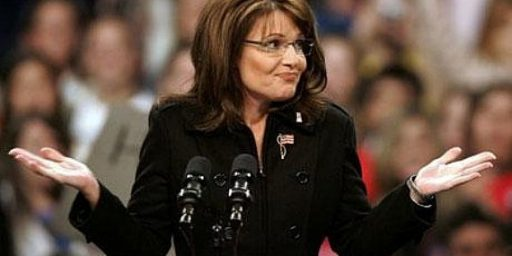 Sarah Palin Is Out At Fox News Channel