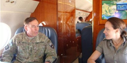 FBI Probe That Uncovered Petraeus Affair Prompted By Threats From His Mistress