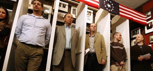 Dixville Notch Tie: Obama 5, Romney 5