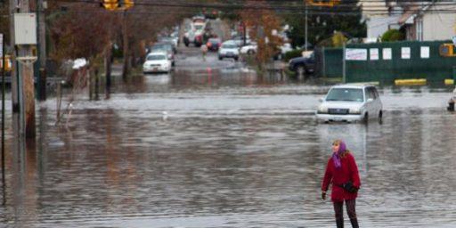 New York Marathon Diverts Scarce Resources After Sandy