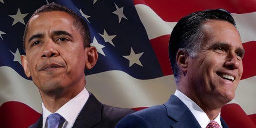 2012 Presidential Election Predictions