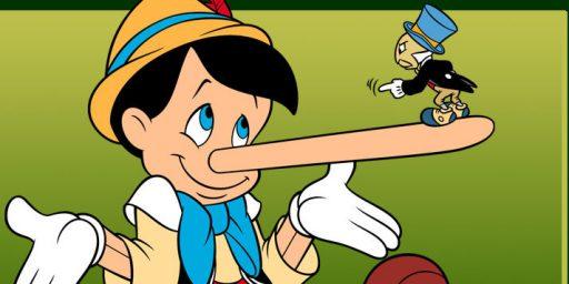 Hindsight Isn't Lying