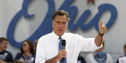 Romney Continues To Lead In Polls Of 2016 GOP Candidates, Leading Hillary In Head-To-Head Match
