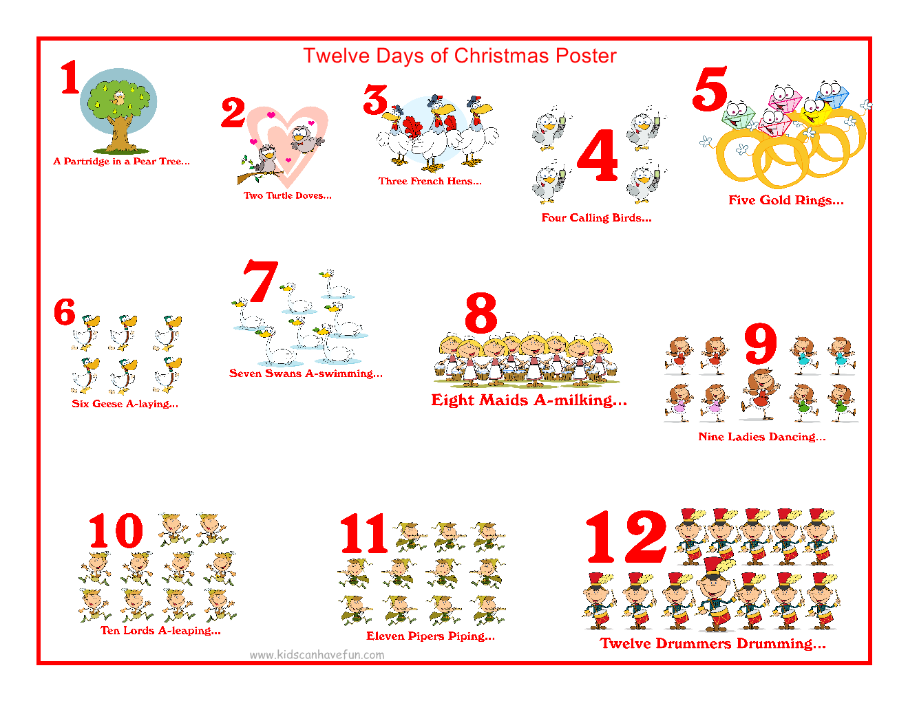 12-days-of-christmas-poster