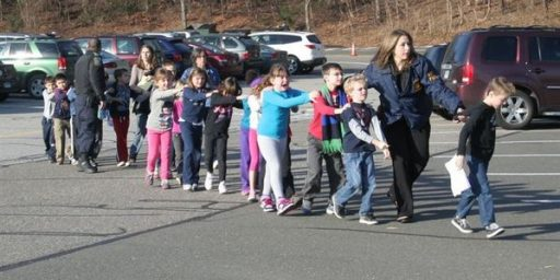Shots Fired At Connecticut Elementary School, Multiple Deaths Reported