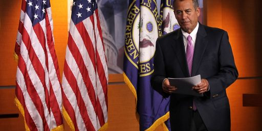 Boehner Purges Wayward Republicans From Budget Committees