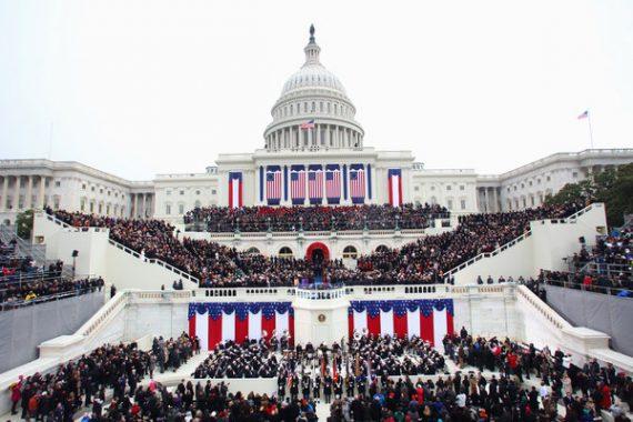Obama 2012 Inauguration