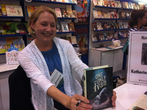 katherine-applegate-the-one-and-only-ivan-newbery-award-winner