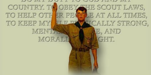 Boy Scouts Rethinking Gay Exclusion