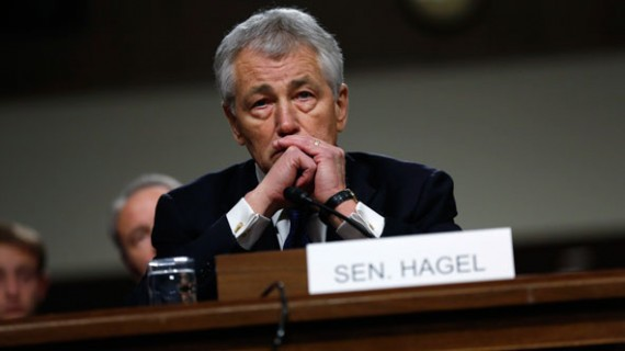 Hagel Hearing