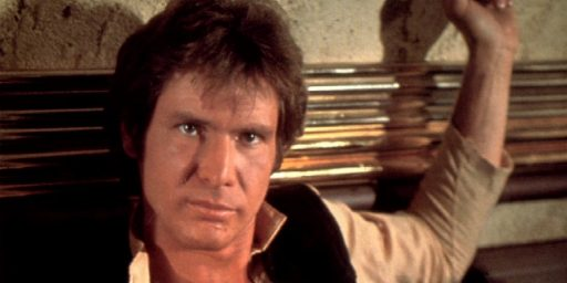 Rumor: Harrison Ford To Reprise Han Solo In Star Wars Episode VII