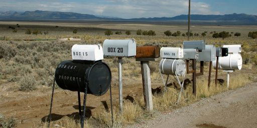 Should We Continue To Subsidize Rural Mail Delivery?