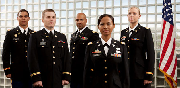 US Army Officers