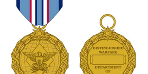 Congress Asks Hagel To Demote Drone Medal