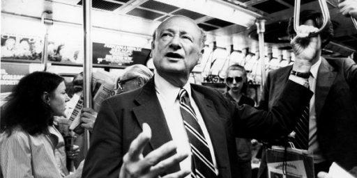 Ed Koch Dead at 88