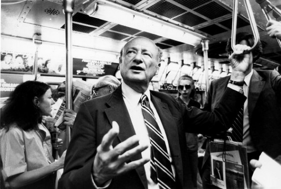 ed-koch-subway-1981