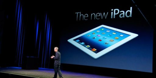 Apple Sued over iPad Planned Obsolescence