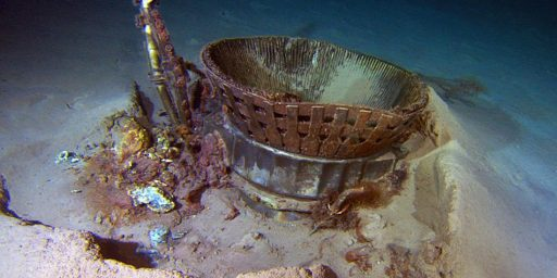 Apollo 11 Engines Recovered From Ocean Floor