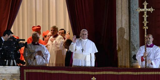 NSA Spied On Pope Francis During Papal Conclave?