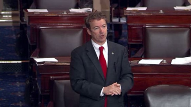 Rand Paul Filibuster