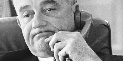 LBJ Tapes: Nixon Sabotaged Vietnam Peace Talks