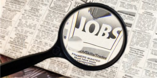 February Jobs Report Mostly Positive, But Long Term Problems Remain