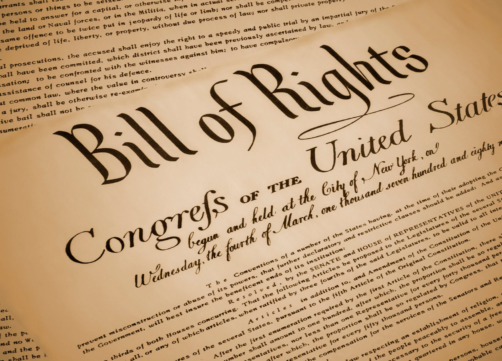 Bill Of Rights 2